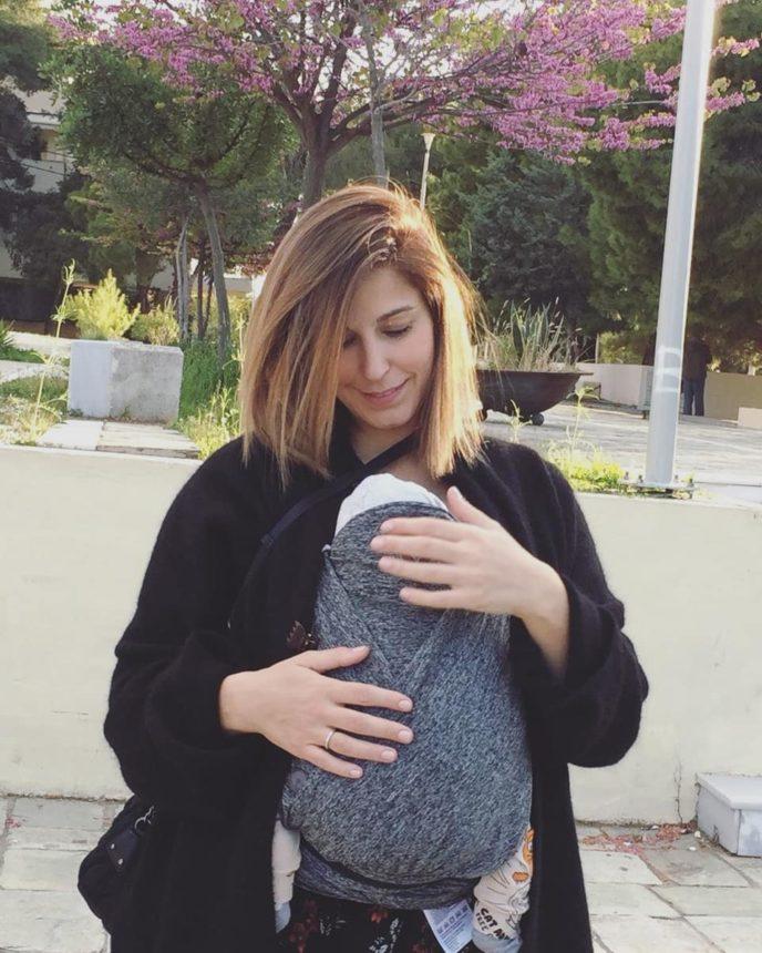 Kατερίνα Παπουτσάκη: Η τρυφερή φωτογραφία με το μωρό και η εξομολόγηση για το θηλασμό! | tlife.gr