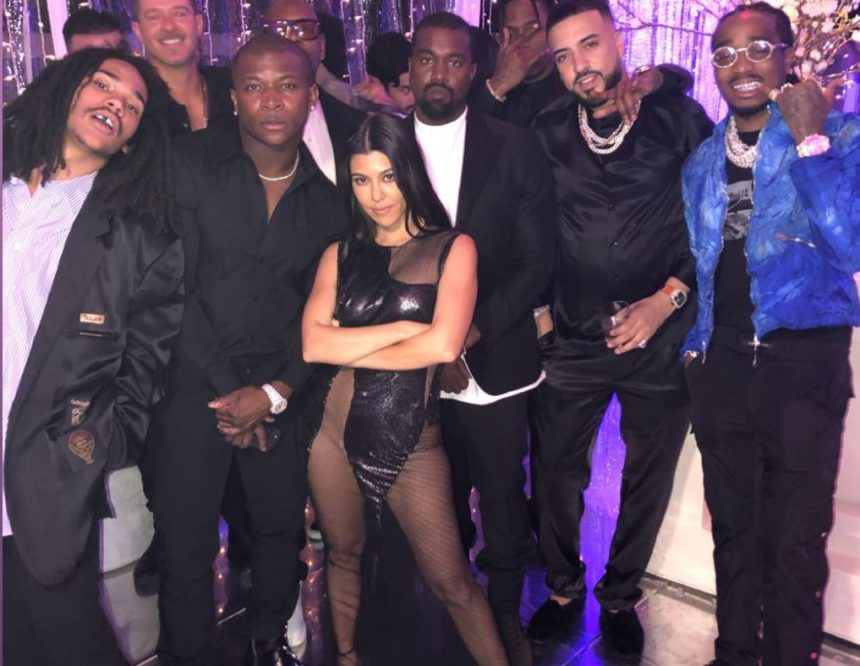 Kourtney Kardashian: Το χλιδάτο πάρτι για τα 40α γενέθλιά της! Σαμπάνιες με το πρόσωπό της στα μπουκάλια… VIDEO | tlife.gr