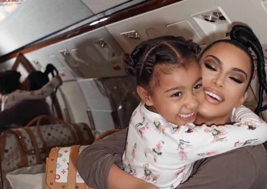 Kim Kardashian: Η κόρη της North τραγουδάει σε συναυλία του Kanye West! [vid] | tlife.gr