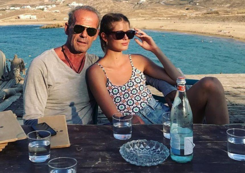 Πέτρος Κωστόπουλος: Η έκπληξη που έκανε στην κόρη του, Αμαλία, για το Πάσχα! [pics]