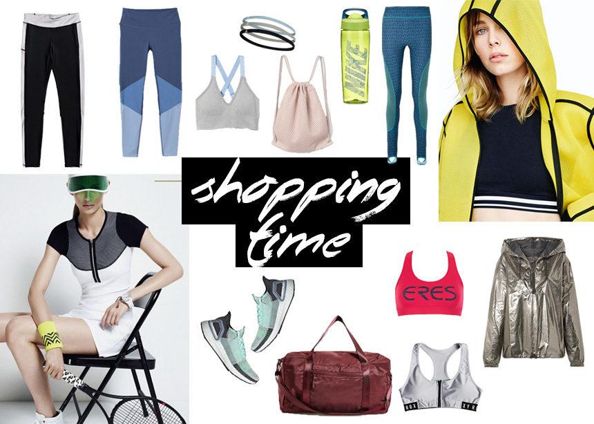 Ρούχα και αξεσουάρ για το γυμναστήριο: Τα πιο styish κομμάτια στις βιτρίνες του Tlife! | tlife.gr
