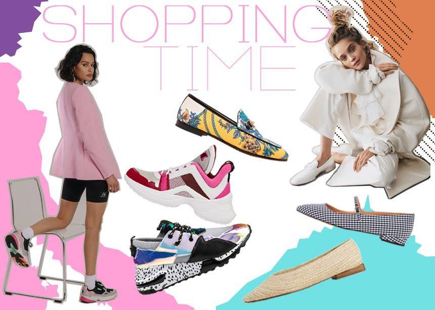 Loafers, μπαλαρίνες, sneakers: Τα ανοιξιάτικα flat παπούτσια στις βιτρίνες του TLife | tlife.gr