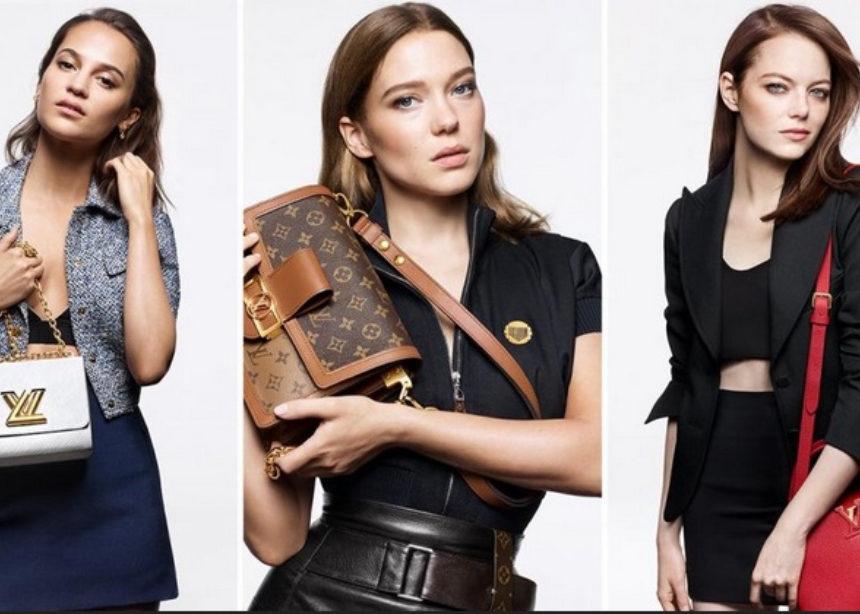 Ένα all-star cast στην νέα καμπάνια του Louis Vuitton! | tlife.gr