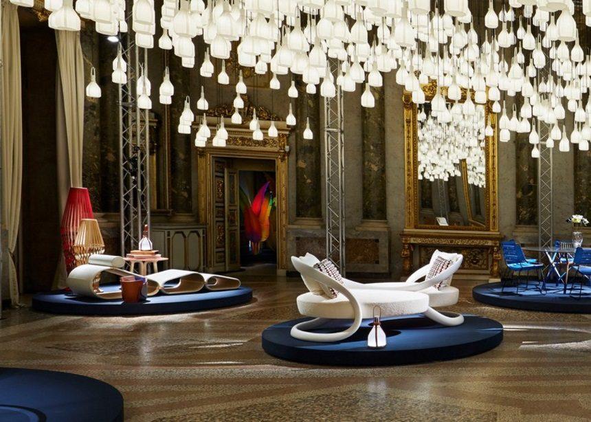 Ο οίκος Louis Vuitton κλέβει τις εντυπώσεις και στο φετινό Milan Design Week | tlife.gr