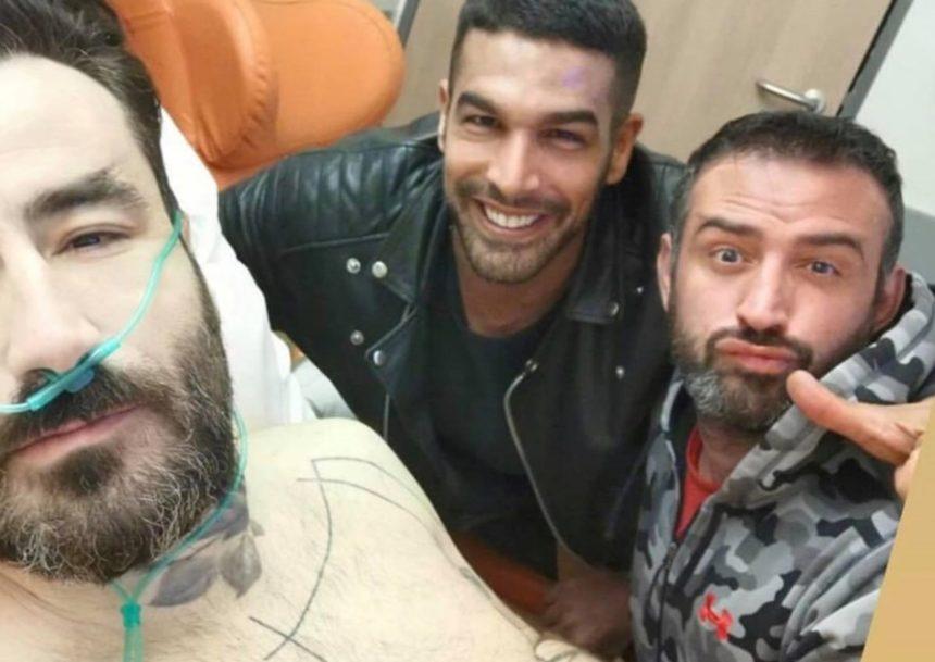 Ξανά στο νοσοκομείο ο Γιώργος Μαυρίδης μετά το χειρουργείο – Το νέο πρόβλημα υγείας που του παρουσιάστηκε   tlife.gr