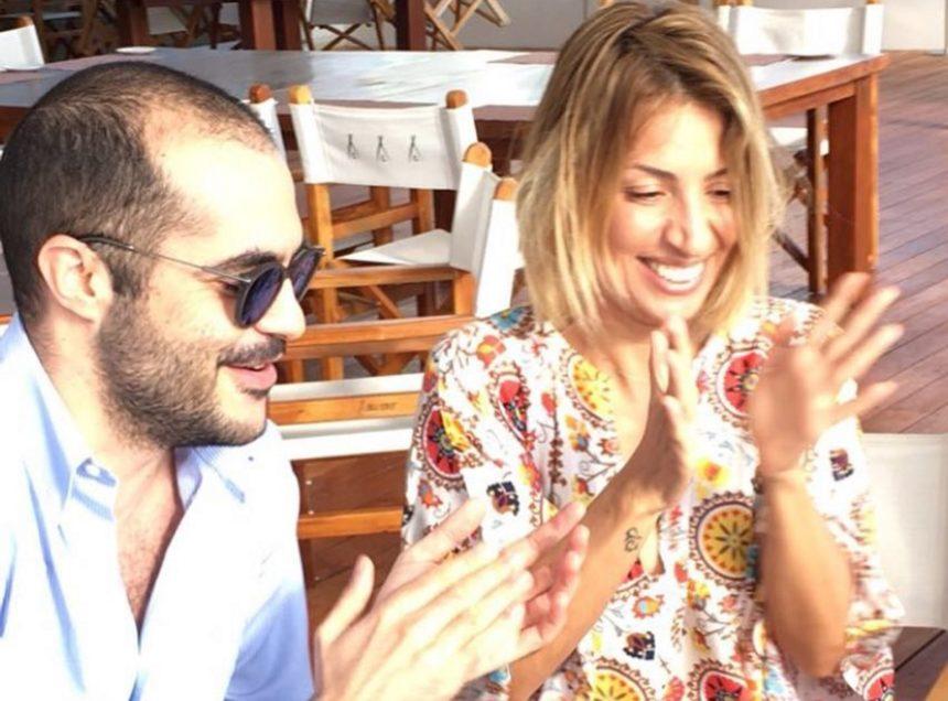 Μαρία Ηλιάκη: Οι βόλτες στα Χανιά μαζί με τον αγαπημένο της, Στέλιο Μανουσάκη! [pics]   tlife.gr