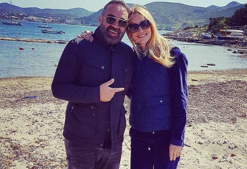 Ο Γρηγόρης Γκουντάρας κατεβαίνει στις εκλογές! Oι ευχές της συζύγου του   tlife.gr