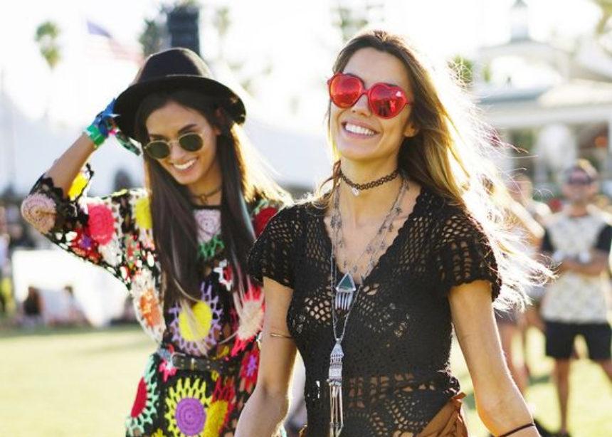 Μία από τις μεγαλύτερες τάσεις για αυτό το καλοκαίρι 2019 έχει έμπνευση από το Coachella | tlife.gr