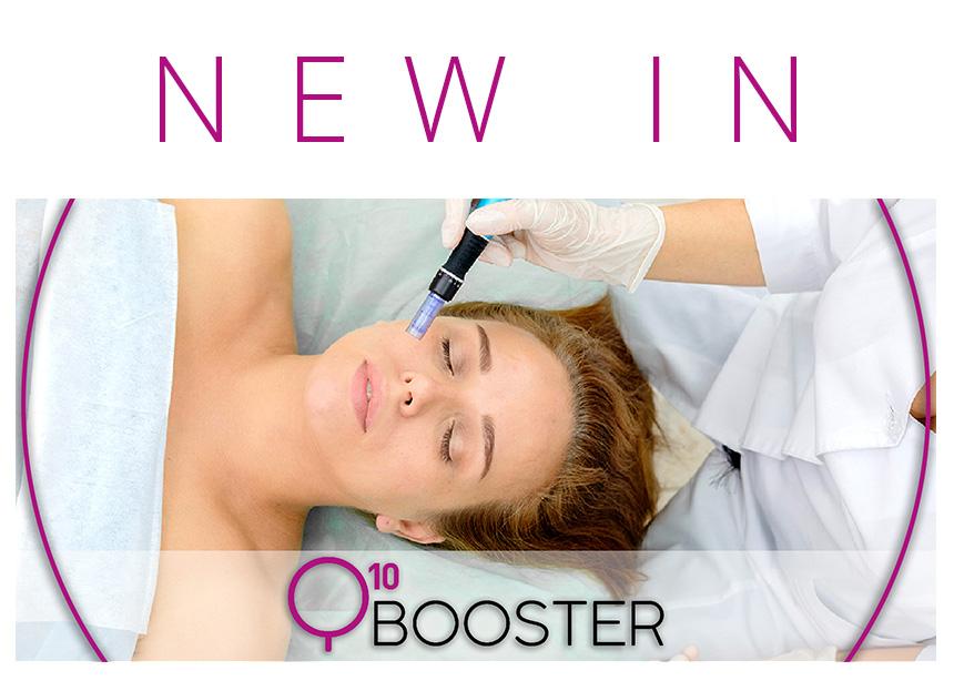 Q10 booster: η θεραπεία που χρειάζεται το πρόσωπό σου τώρα!