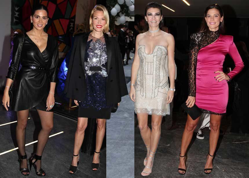Oι celebrities στο fashion event της Μαρίνας Βερνίκου, για καλό σκοπό! Δες τι φόρεσαν [pics] | tlife.gr