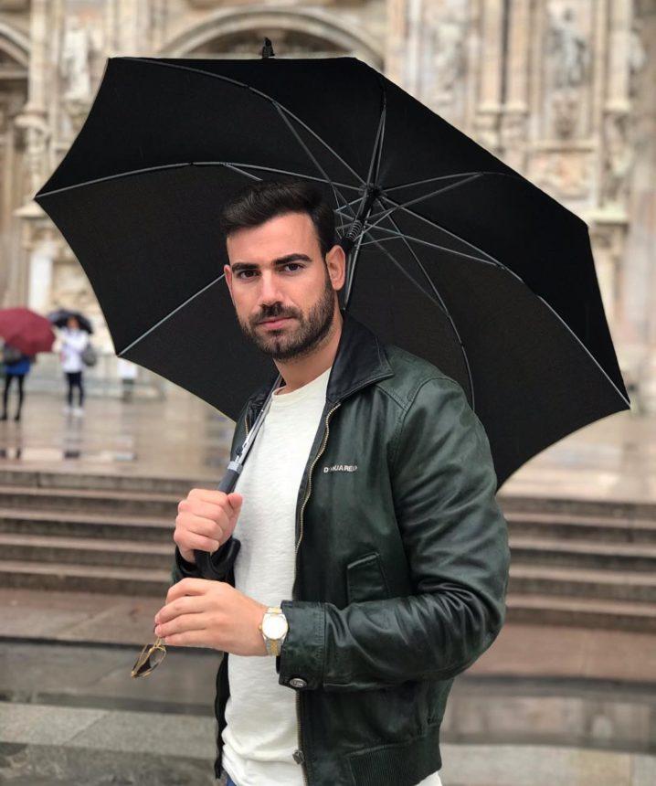 Νίκος Πολυδερόπουλος: Οι όμορφες στιγμές του στο επαγγελματικό του ταξίδι στο Μιλάνο! | tlife.gr