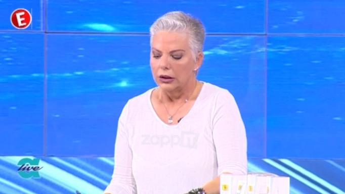 Κώστας Σγόντζος: Η Νανά Παλαιτσάκη πληροφορήθηκε στον αέρα τον θάνατο του πρώην συζύγου της! | tlife.gr