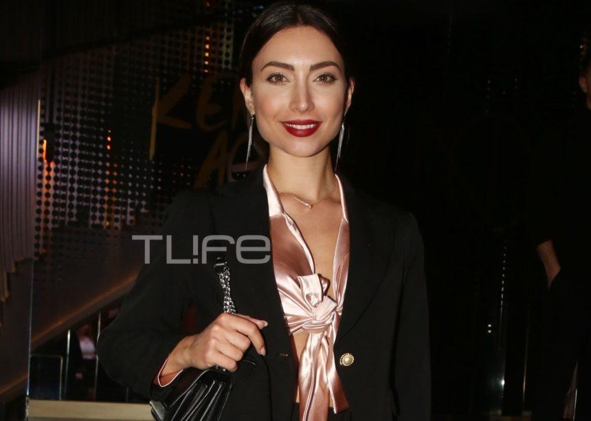Έλενα Πιερίδου: Βραδινή έξοδος με εντυπωσιακή εμφάνιση για την πρωταγωνίστρια του «Τατουάζ» [pics] | tlife.gr
