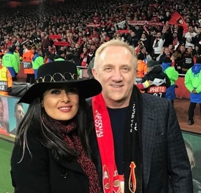 O δισεκατομμυριούχος σύζυγος της Salma Hayek προσφέρει 100 εκατ ευρώ για την αναστήλωση της Παναγίας των Παρισίων! | tlife.gr