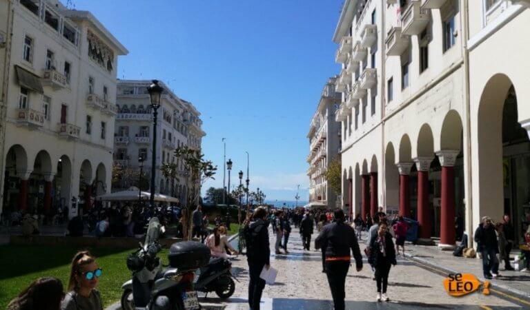 Θεσσαλονίκη: Ο οδηγός που το τερμάτισε – Απίθανο παρκάρισμα σε διάβαση πεζών [pics] | tlife.gr