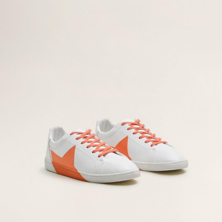 Sneakers Mango | tlife.gr