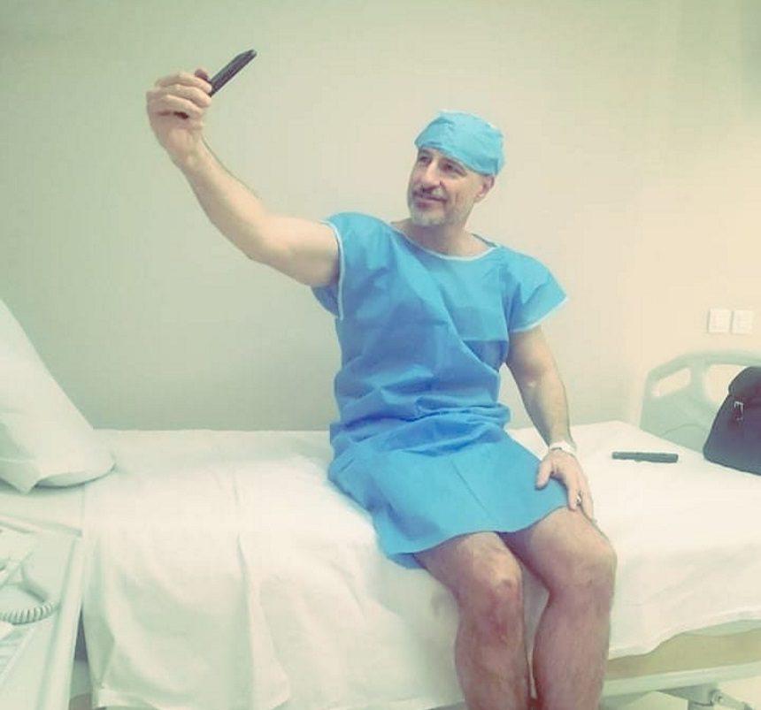 Σίλας Σεραφείμ: Το πρώτο μήνυμα μετά το χειρουργείο! Σε τι επέμβαση υποβλήθηκε; | tlife.gr