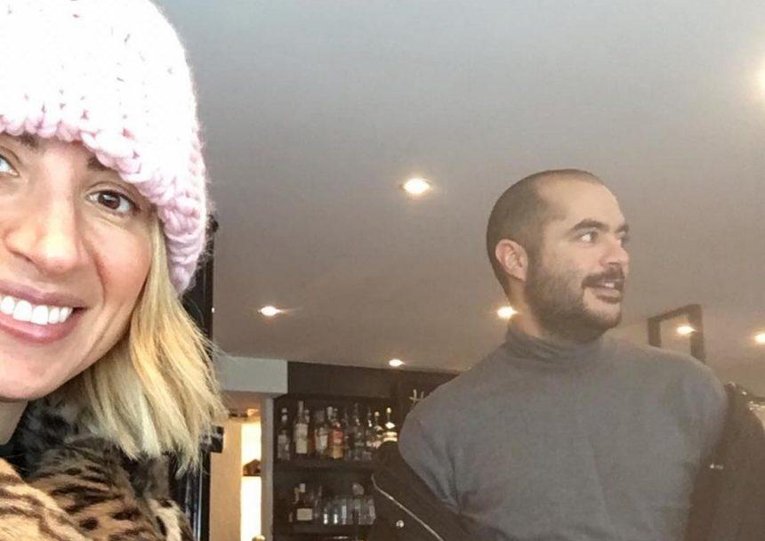 Μαρία Ηλιάκη: Βραδινή έξοδος με τον σύντροφό της, Στέλιο Μανουσάκη, στην Αθήνα! [video] | tlife.gr