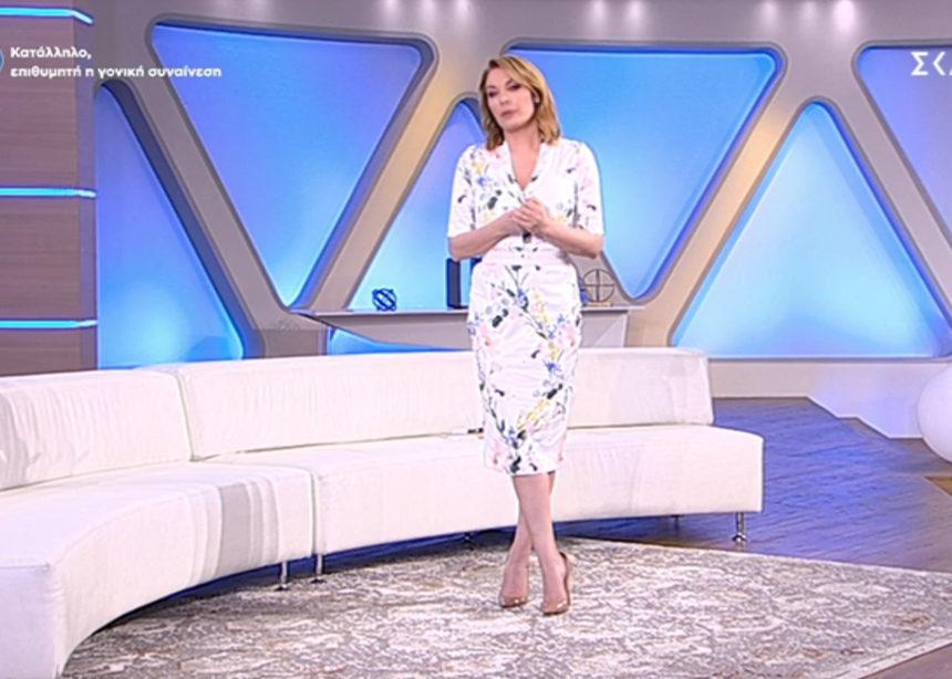 Όλες οι λεπτομέρειες για το look της Τατιάνας (08/04) | tlife.gr