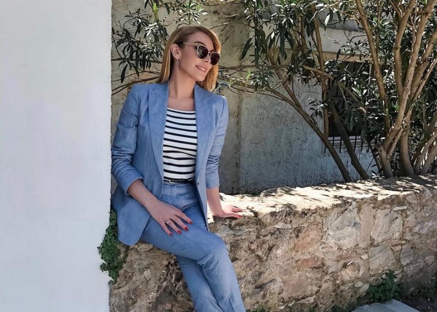 Όλες οι λεπτομέρειες για το look της Τατιάνας (11/04) | tlife.gr