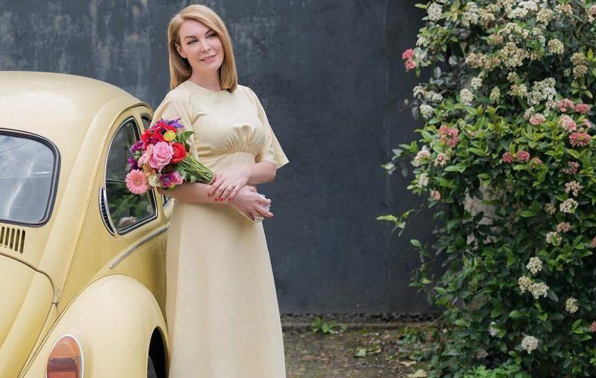 Τατιάνα Στεφανίδου: Κυριακάτικη βόλτα, ντυμένη με τα χρώματα της Άνοιξης! [pics] | tlife.gr