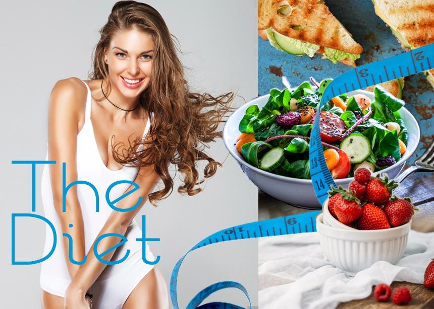 Μεταβολική δίαιτα 5 ημερών: Χάσε κιλά γρήγορα, εύκολα και υγιεινά