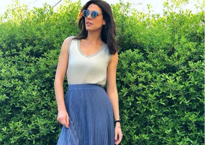 Ιωάννα Τριανταφυλλίδου: Μοιράστηκε το πιο ξεχωριστό kiki challenge! Video | tlife.gr