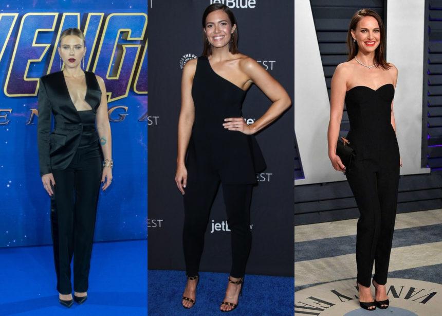 Οι star επιλέγουν μαύρη ολόσωμη φόρμα | tlife.gr