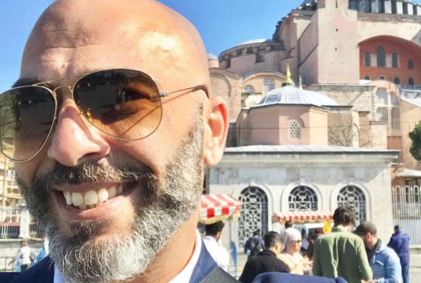 Bαλάντης: Γιατί πήγε στην Κωνσταντινούπολη με τον ξάδελφό του και συνεργάτη του Ντόναλντ Τραμπ; Φωτογραφίες | tlife.gr