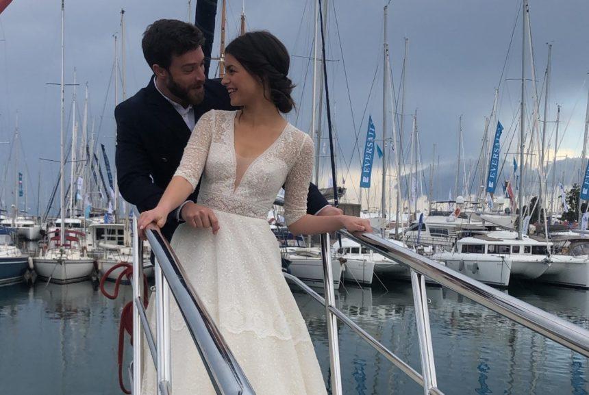 Δανάη Παππά – Στέφανος Μιχαήλ: Το ζευγάρι του «Τατουάζ» κάνει… γαμήλια φωτογράφιση! [pics]