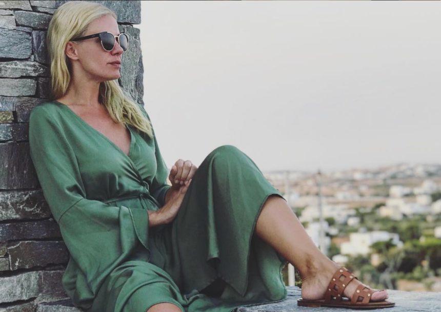 Ζέτα Μακρυπούλια: Συνεχίζει απτόητη τις εξωτικές διακοπές της! [pics,video]