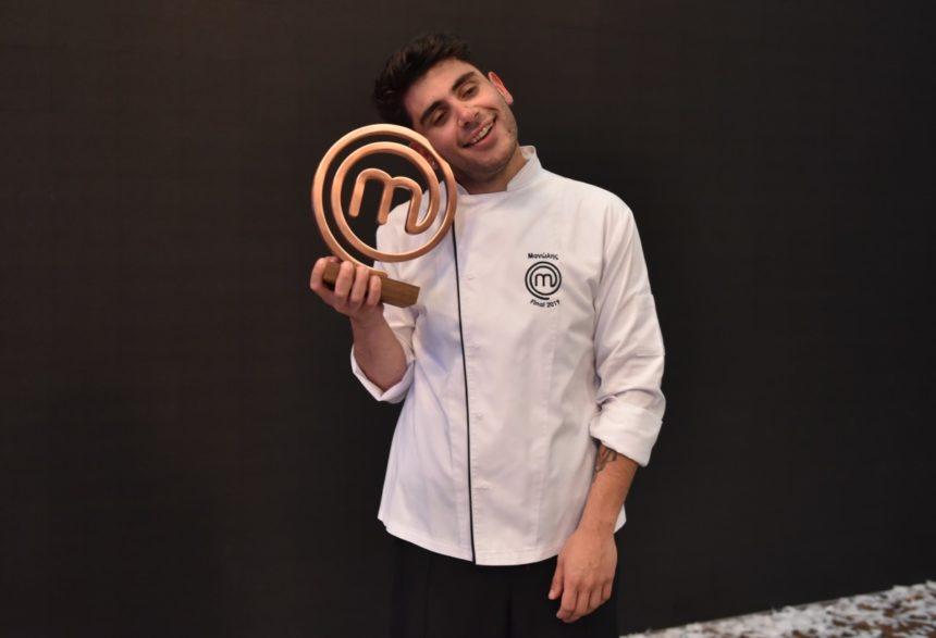 Μανώλης Σαρρής: Η πρώτη ανάρτηση του νικητή του MasterChef στα social media! [pics]   tlife.gr
