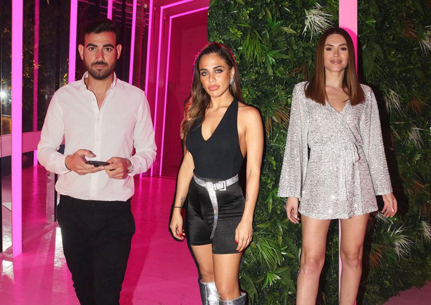 Οι celebrities της εγχώριας showbiz τα «έσπασαν» στον Γιώργο Σαμπάνη [pics]