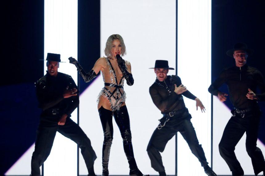 Eurovision 2019: Η εκρηκτική εμφάνιση της Τάμτα στον Α' Ημιτελικό! Αποκλειστικό backstage video