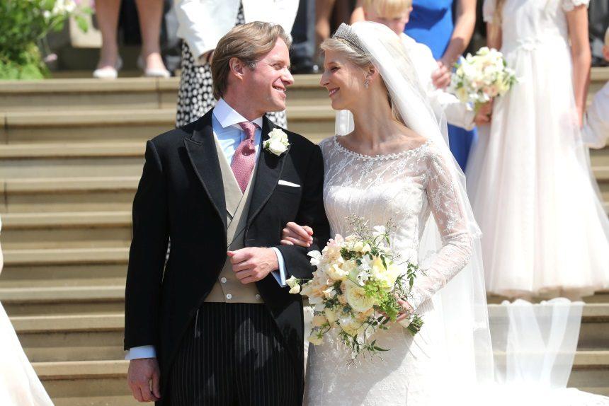 Νέος βασιλικός γάμος! Η Lady Gabriella Windsor παντρεύτηκε τον εκλεκτό της καρδιάς της – Φωτογραφίες | tlife.gr