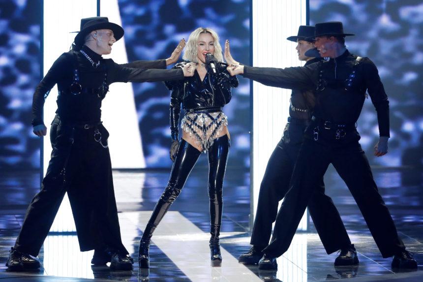 Τάμτα: Η άκρως εντυπωσιακή εμφάνισή της στον τελικό της Eurovision 2019! + Αποκλειστικό video από το backstage   tlife.gr
