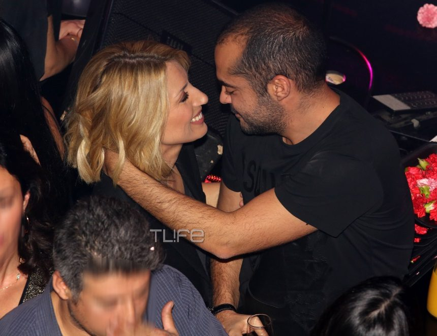 Μαρία Ηλιάκη: Το πάρτι-έκπληξη που ετοίμασε στη Ζυρίχη για τα γενέθλια του Στέλιου Μανουσάκη! [pics,video]   tlife.gr