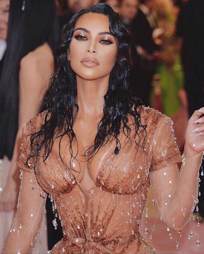 Τι ήθελε να μας πει η Kim Kardashian με αυτό το μακιγιάζ στο Met Gala!   tlife.gr