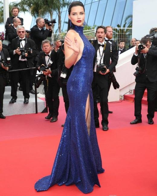 H Adriana Lima με Michael Kors | tlife.gr