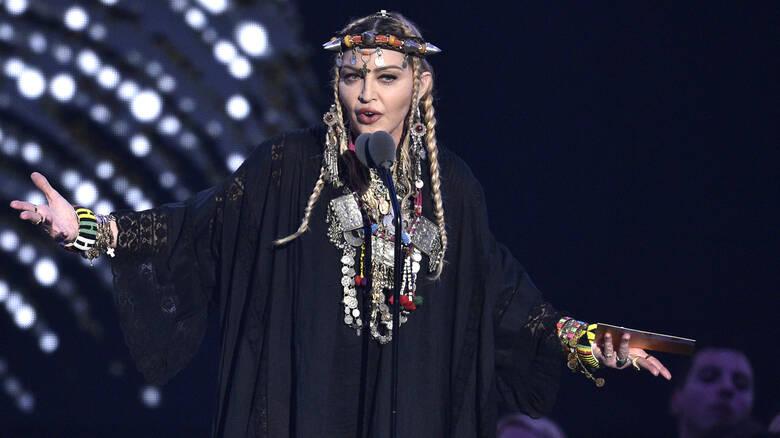 Madonna: Η απάντησή της στις κατηγορίες για τη συμμετοχή της στην φετινή Eurovision!   tlife.gr