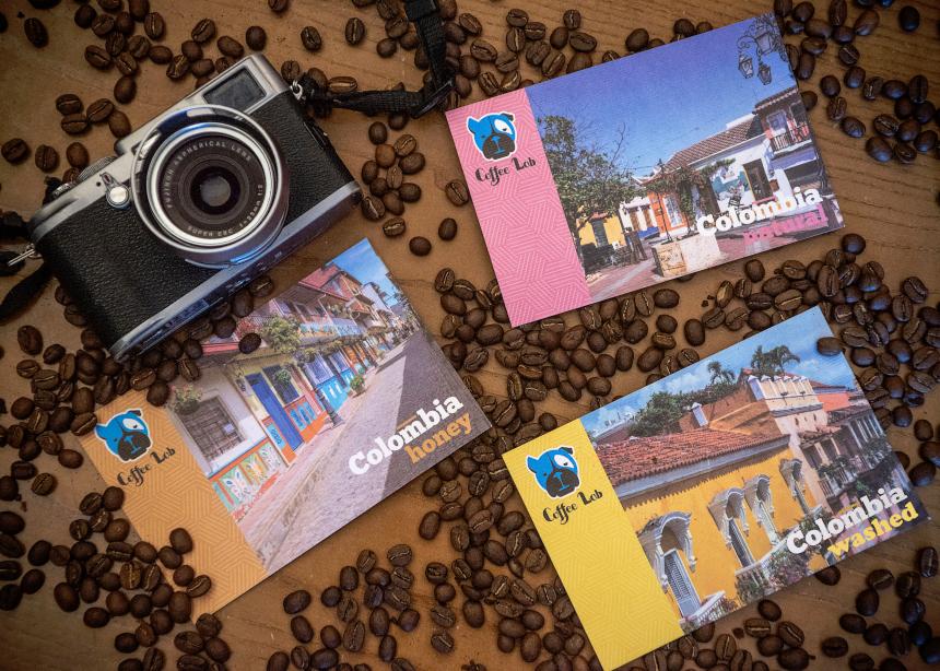 Special Edition Colombia: Τα Coffee Lab φέρνουν στην Ελλάδα τον νέο αγαπημένο σου καφέ