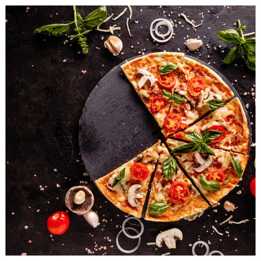 Η καλύτερη συνταγή για πίτσα χωρίς γλουτένη