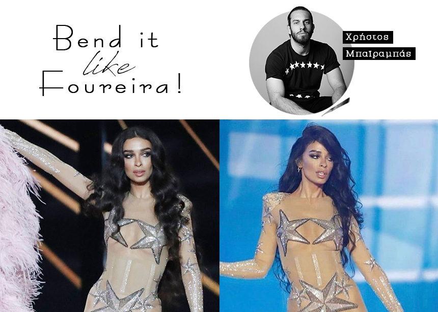 Ποια δεν θέλει τα μαλλιά της Ελένης Φουρέιρα στη Eurovision; Έχουμε όλες τις λεπτομέρειες από τον προσωπικό της hair stylist, Χρήστο Μπαϊραμπά! | tlife.gr