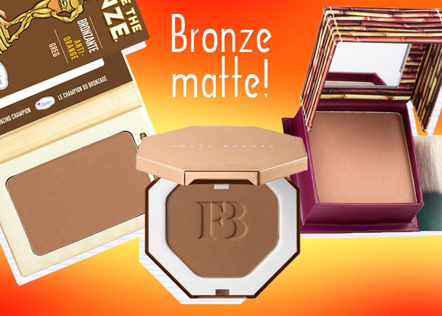 Ήρθε η ώρα να αγοράσεις μια ματ bronzing πούδρα!   tlife.gr
