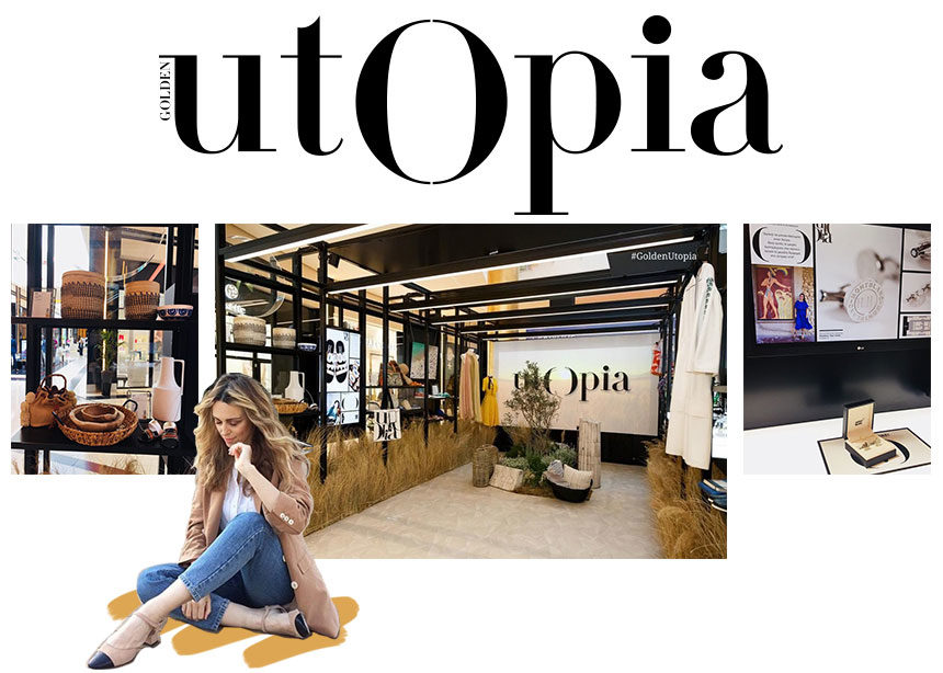 Bρήκα την…Utopia μου στο Golden Hall | tlife.gr