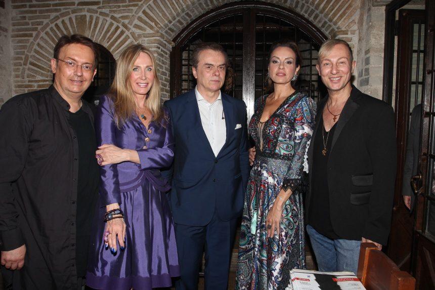 Δείπνο με συνταγές και όπερα της Μαρίας Κάλλας! [pics] | tlife.gr