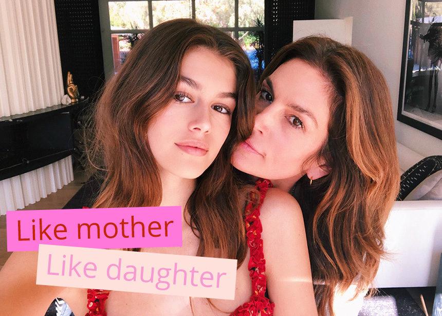 Γιορτή της μητέρας! Οι καλύτερες συμβουλές ομορφιάς που πήραν οι διάσημες κόρες από τις επίσης διάσημες μαμάδες τους! | tlife.gr