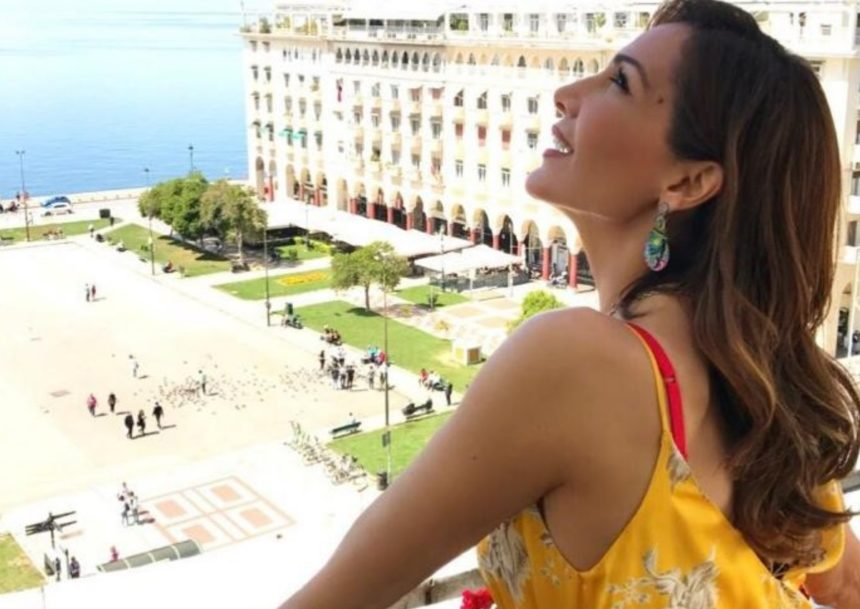 My Greece: Η Θεσσαλονίκη μέσα από τα μάτια της Δέσποινας Βανδή!   tlife.gr