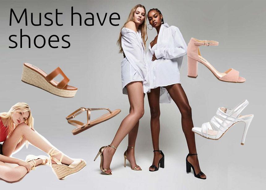 Τα 8 must have παπούτσια της σεζόν | tlife.gr