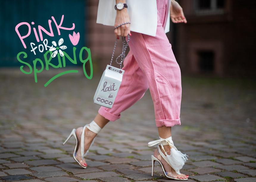 Γιατί το ροζ είναι το χρώμα που πρέπει να βάψεις τα νύχια σου την άνοιξη!